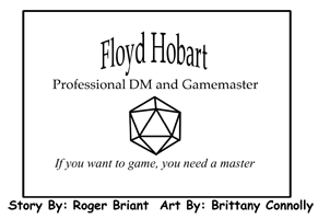 Adventures of Floyd Hobart - a weekly webcomic